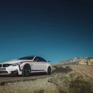 bmw m4 with m performance parts wallpapers the thirst for stripes wallpaper
