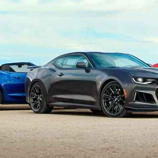 2018 chevy camaro specs features serving chattanooga tn chevrolet - small