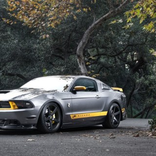 Silver and black ford wallpaper 15 background mustang htc - small