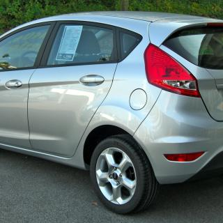 File Ford Fiesta Mk7 2008 Trend Rear 1 Jpg Wikimedia Photo Engine - small