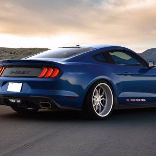 shelby 1000 is a track only mustang loaded with 1 000 hp new ford 2014 wallpaper