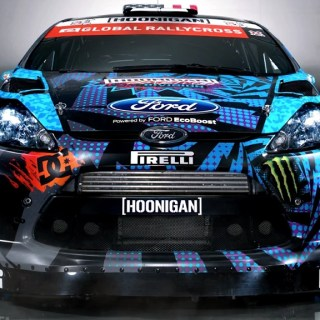 Tag For Ken Block Ford Fiesta 2012 Wallpapers Spagheto Wrc Wallpaper - small