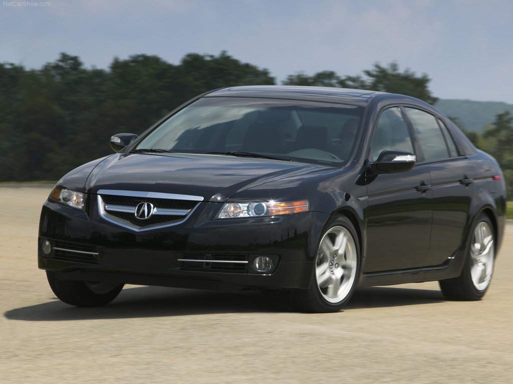 World Automotive Collection 2007 Acura Tl 2006