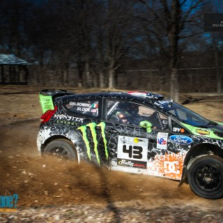 Tbt Ken Block 2012 Rally In The 100 Acre Wood Gotcone Com Ford Fiesta Wrc Wallpaper - small