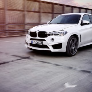 Wallpaper white bmw tuning ac schnitzer x6 m images for - small