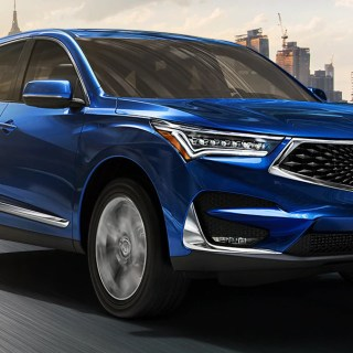 2020 acura rdx facts and features car models