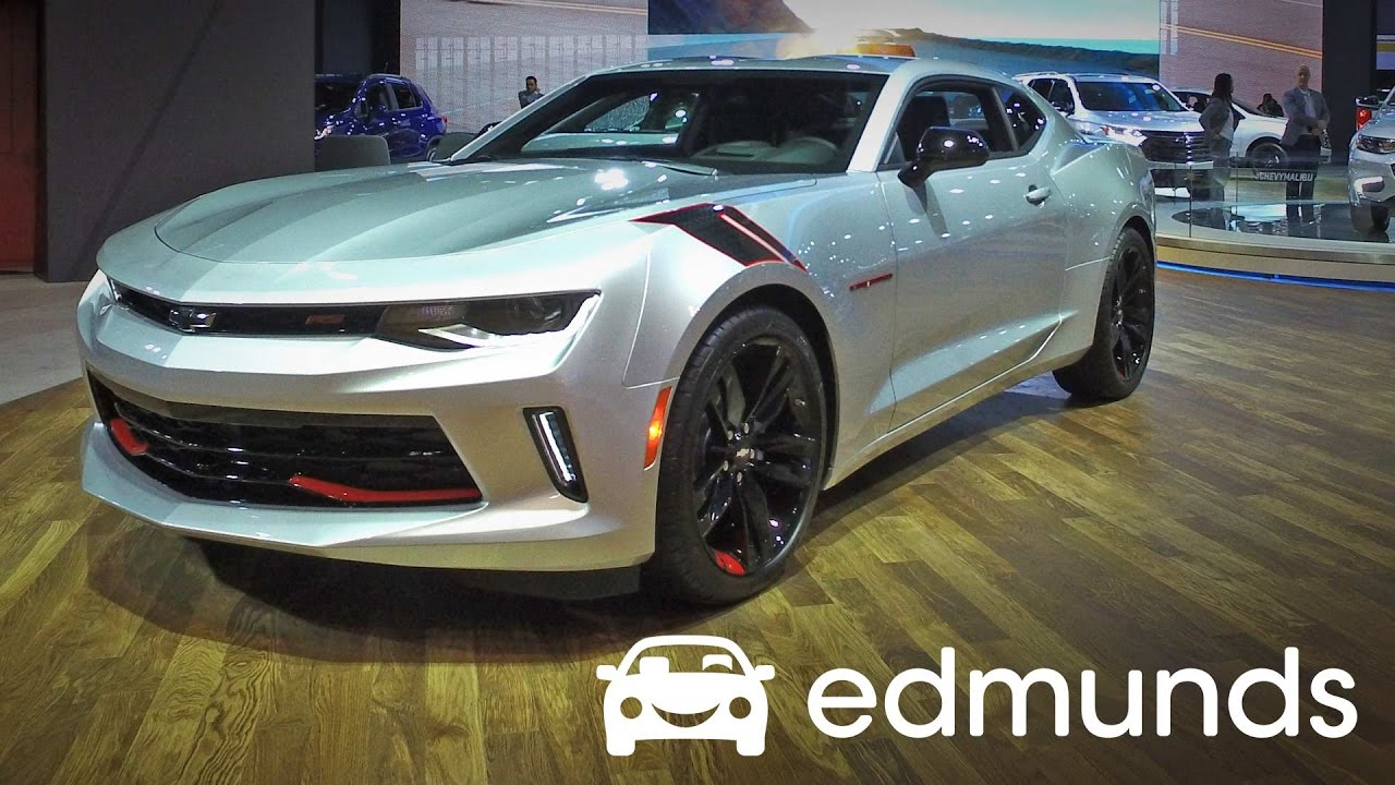 2017 chevrolet camaro review features rundown edmunds - small