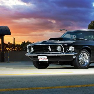 mustang car hd wallpapers top free ford boss 429 wallpaper