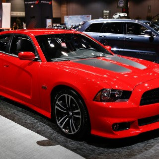 2014 Dodge Charger Srt8 Super Bee Photo - small