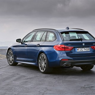 New Bmw 5 Series Touring The Fifth Estate Is Here Car