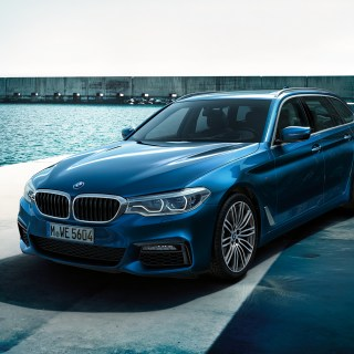 Gorgeous wallpapers of the new 2017 bmw 5 series touring hd - small