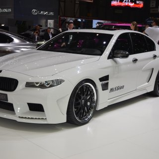 Bmw M5 Hamann 2013 Mi5sion Based On - small