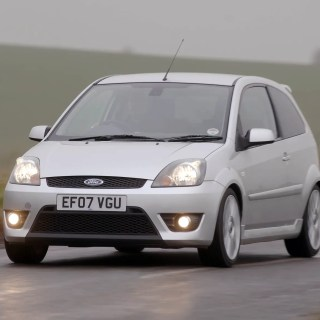 Used ford fiesta st 2005 2008 review parkers photo - small
