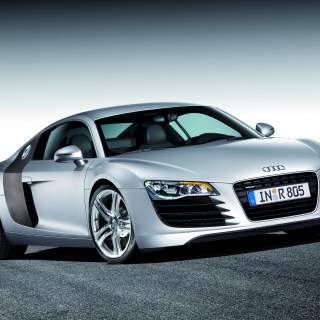 Audi r8 v8 2008 cartype - small