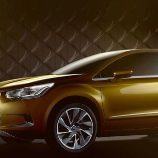 Citroen ds high rider concept first details and photos released 2010 - small