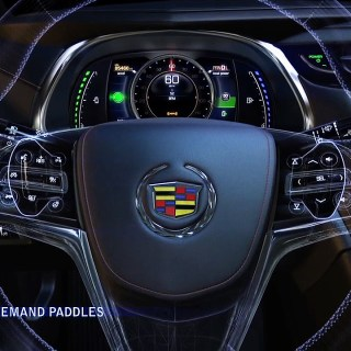 Cadillac Elr Puts Energy Control At Driver S Fingertips Heated Steering Wheel - small