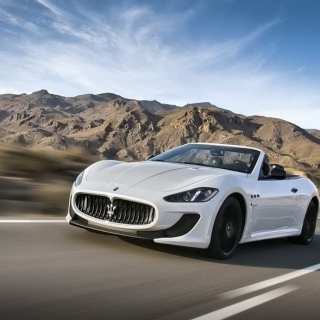 Maserati Enters Sports Car Production Hiatus Autoinfluence 2013 Grancabrio Sport - small