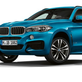 The bmw x6 m sport edition photo - small