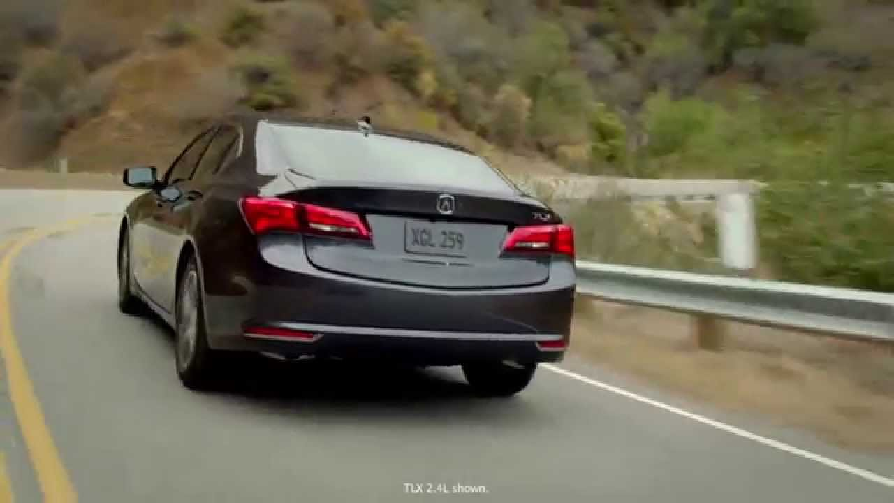 Acura 2015 tlx 4 cylinder powertrain - small