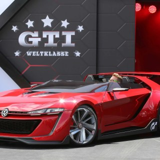vw golf r 400 and gti roadster concepts at la auto show volkswagen