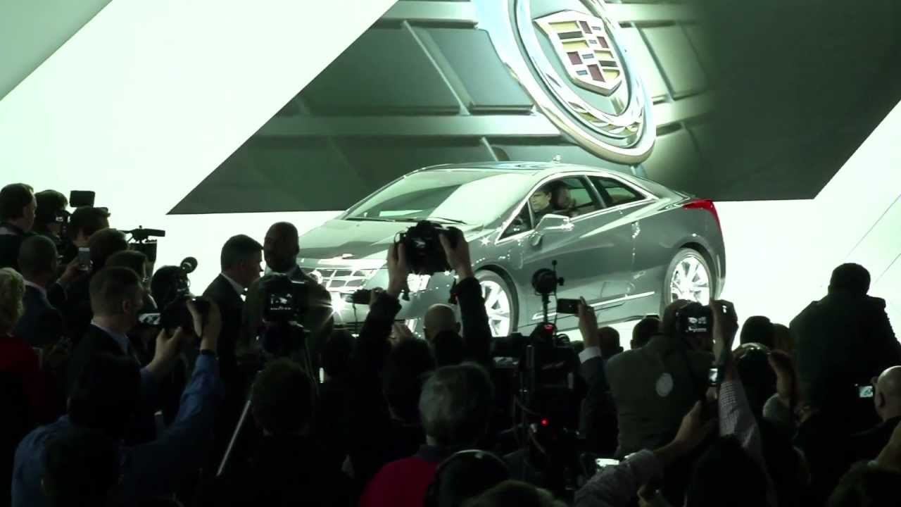 2013 Cadillac Elr Hd Electric Hybrid Coupe New Debut Commercial Carjam Tv Car Show - small