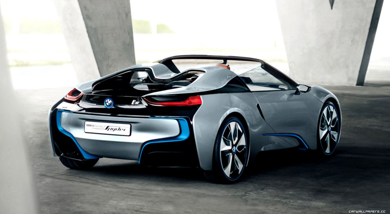 Bmw i8 spyder hd wallpapers supreme wallpaper - small