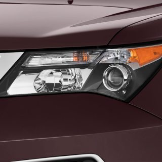 2012 Acura Mdx Reviews Research Prices Specs Headlights - small