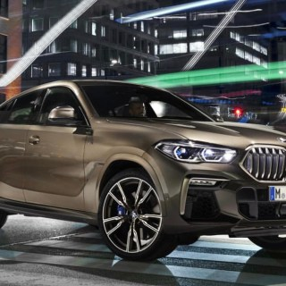 Leaked the new bmw x6 g06 wallpaper white - small
