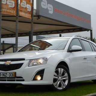 Sold Chevrolet Cruze Sw 1 7 Vcti L Used Cars For Photos And 2013 Price