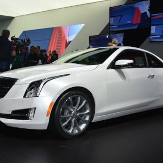 Cadillac ats wallpapers hd full pictures - small
