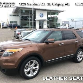 pre owned 2012 ford explorer limited leather seats photos