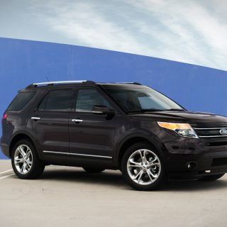 2013 ford explorer limited 4wd first test motor trend 2012 photos