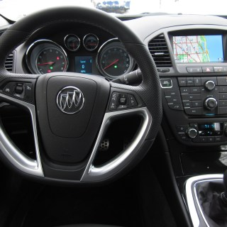 2012 buick regal gs review by larry nutson