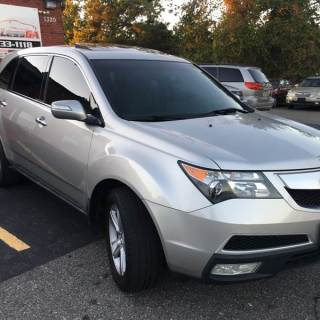 2011 acura mdx sh awd 4dr suv w technology package in review
