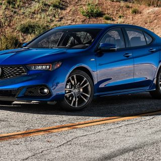 2018 acura tlx a spec first test review actually sort of sporty car models