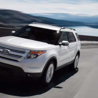 2012 Ford Explorer Photo Gallery Motor Trend - small