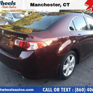 Acura Tsx 2009 In Manchester Waterbury Norwich Springfield Ma Ct Hot Wheels Auto Sales Llc 021848 - small