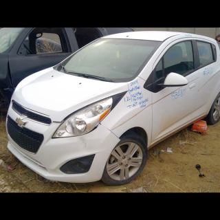 used 2014 chevrolet spark interior seat front l left photo