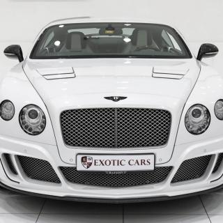Bentley Continental Gt Mansory Kit 1 Of 15 In The World 2012 Gtc Le Ii - small