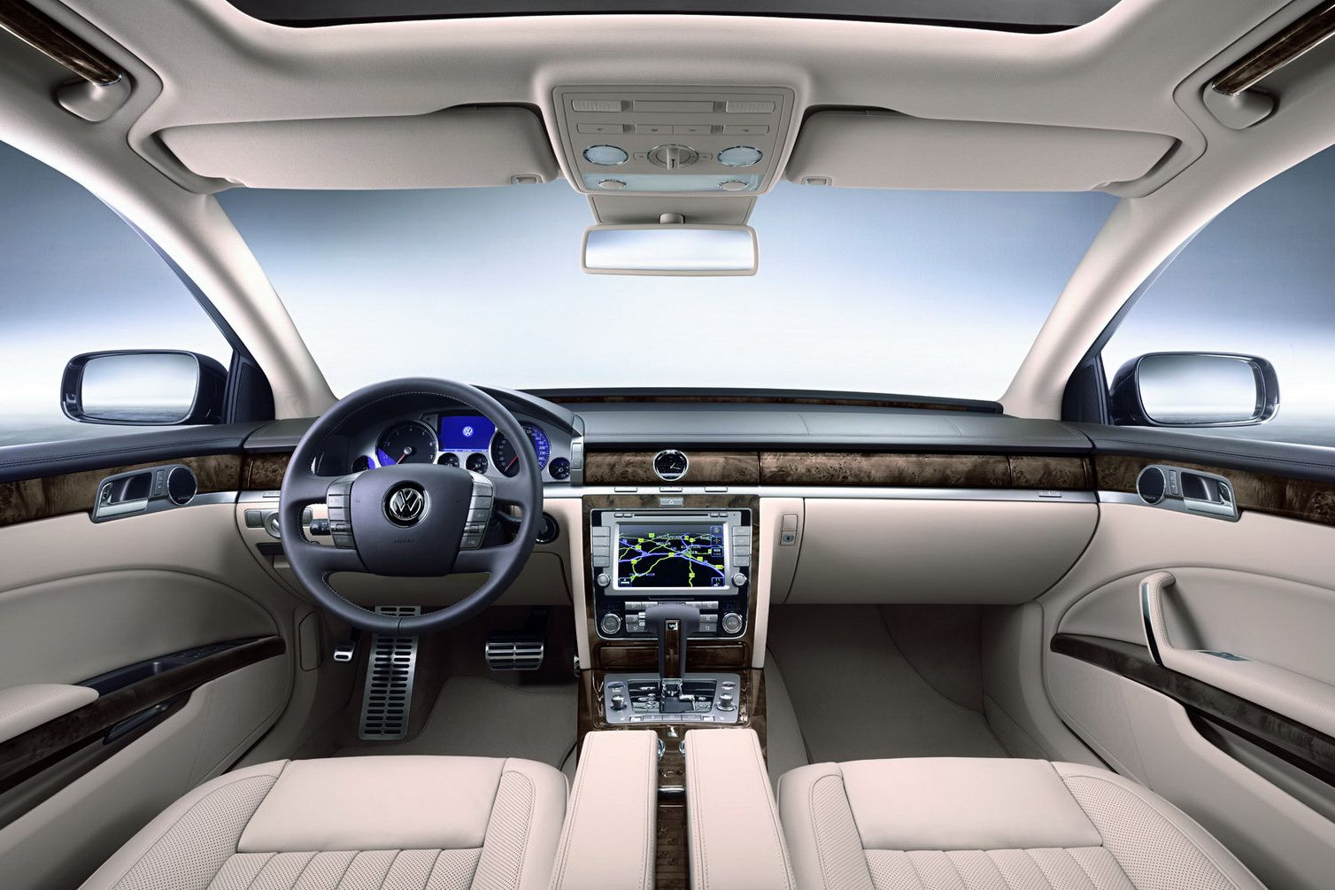 2014 vw phaeton coming to us 2011 volkswagen 7 - small