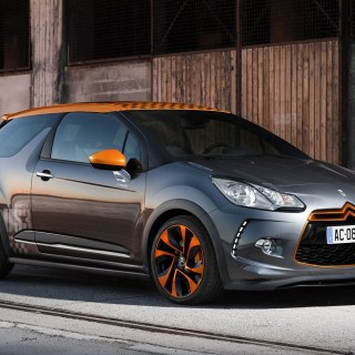 Citroen ds3 racing at geneva 2010 ds high rider concept - small