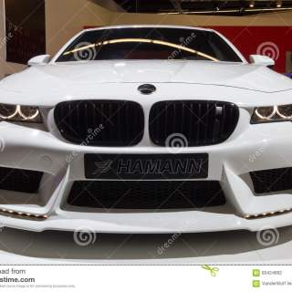 Bmw M5 Hamann Mi5sion Editorial Photography Image 60424892 2013 Based On - small