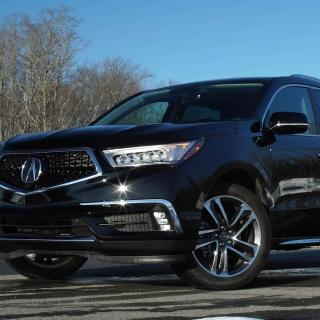 Acura mdx 2017 2019 quick drive 2004 reviews - small