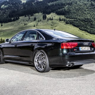 Abt makes the audi s8 even faster - small