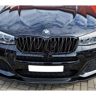 Bmw X3 F25 Intenso Front Bumper Extension Photo