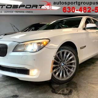 used 2011 bmw 7 series 740li for sale in west chicago il photos