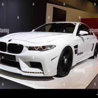 Frankfurt germany sep 13 bmw m5 hamann mi5sion at the 2013 based on - small