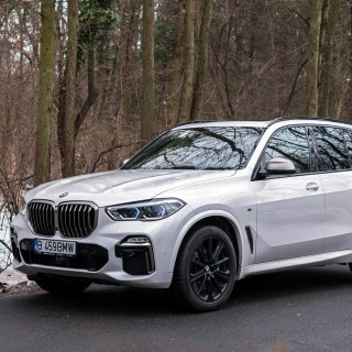 2019 Bmw X5 M50d Driven Pictures Photos Wallpapers - small
