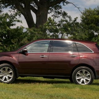 quick drive 2010 acura mdx photo gallery autoblog pre owned