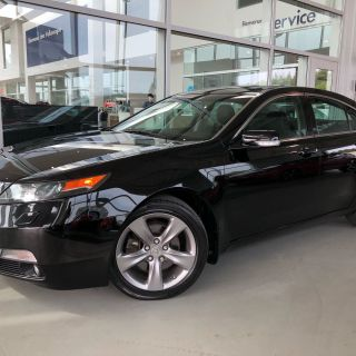 used 2014 acura tl sh awd for sale 18666 joliette vw tsx v6